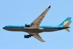 Khám phá đội máy bay hoành tráng của Vietnam Airlines