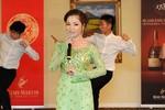 3 lần thay y phục, Thúy Nga giành giải Hoa hậu Tài năng