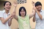 """Những nụ cười """"tỏa nắng"""" ở Làng trẻ em Hòa Bình"""