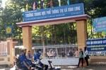 Thanh tra tỉnh Bình Phước làm việc với Hiệu trưởng bị tố cáo tiêu cực