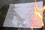 Cựu sinh viên đốt bằng tốt nghiệp viết thư xin lỗi đồng môn, nhà trường