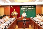 Ủy ban Kiểm tra kết luận sai phạm ở Bộ Thông tin và Truyền thông, Ngân hàng BIDV