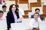 Đại biểu Ngô Thị Minh và hai điều băn khoăn về dự thảo sửa đổi Luật Giáo dục