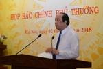 Bộ trưởng Mai Tiến Dũng nói về nghi án giáo sư Tồn đạo văn