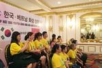 37 cô dâu Việt tại Hàn Quốc đoàn tụ trực tuyến với gia đình Việt Nam