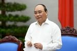 Thủ tướng chủ trì phiên họp chuyên đề về công tác xây dựng pháp luật