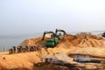Yêu cầu chấn chỉnh hoạt động khai thác cát tại hồ Dầu Tiếng