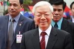 Trung ương giới thiệu đồng chí Nguyễn Phú Trọng để Quốc hội bầu Chủ tịch nước