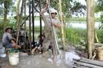 Sửa điều kiện cấp giấy phép hành nghề khoan nước dưới đất