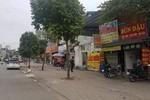 Yêu cầu Hà Nội xử lý nghiêm vi phạm về đất đai, xây dựng dọc đường Nguyễn Hoàng