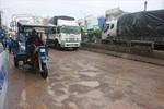Kiểm tra phản ánh về chất lượng công trình quốc lộ 1