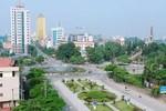 Điều chỉnh Quy hoạch thành phố Thái Nguyên, Khu trung tâm du lịch thác Bản Giốc