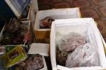 Tiêu hủy gần 260 kg thực phẩm ôi thiu