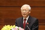 Tổng Bí thư Nguyễn Phú Trọng đắc cử Chủ tịch nước với đại đa số phiếu tán thành
