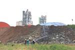 Xử lý ô nhiễm môi trường khu vực nhà máy xi măng Sông Lam