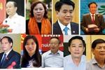Kết quả lấy phiếu tín nhiệm các chức danh Hội đồng nhân dân Hà Nội bầu