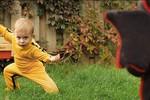 Clip: Em bé đấu rồng lập kỷ lục với hơn 15 triệu người truy cập
