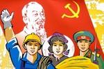Mãi mãi tự hào về Đảng Cộng sản Việt Nam quang vinh!