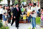 Những hình ảnh mới nhất về tân Trưởng Ban Nội chính TƯ Nguyễn Bá Thanh
