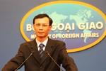 Việt Nam hết sức lo ngại trước việc thử hạt nhân