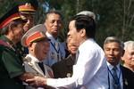 """Chủ tịch nước Trương Tấn Sang xúc động nhớ về """"địa ngục trần gian"""""""