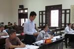 Vụ Chủ tịch tỉnh Thanh Hóa bị kiện: Bản án sơ thẩm không khách quan?