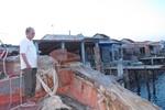 Ngư dân kể chuyện bị tàu Trung Quốc vây và đâm trên biển Hoàng Sa