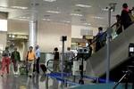 Hà Nội: Cháy dữ dội tại nhà ga của Sân bay quốc tế Nội Bài