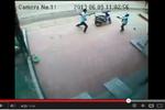 Video: Cảnh nổ súng, cướp tiệm vàng táo tợn ở Thái Nguyên