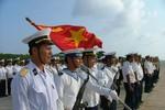 Chiến sĩ ngoài quần đảo Hoàng Sa, Trường Sa được xét tặng Huy chương