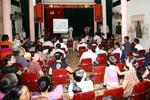 Phản đối vị trí dãn dân, dân Đường Lâm dọa đóng cổng làng