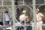 Video: Người dân bị đánh tới tấp vì cự cãi CSGT