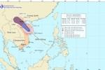 Bão số 6 đi vào Thanh Hóa, suy yếu thành áp thấp nhiệt đới