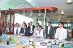 Hai Bộ trưởng đến thăm trường CĐ Văn hóa Nghệ thuật và Du lịch Sài Gòn