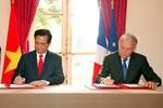 Tuyên bố chung về quan hệ Đối tác chiến lược Việt Nam-Pháp