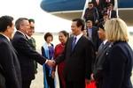 Thủ tướng Nguyễn Tấn Dũng tới Washington