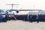 Linh cữu Đại tướng Võ Nguyên Giáp đã về đến Quảng Bình