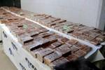 Tạm đình chỉ 4 cán bộ an ninh Tân Sơn Nhất vụ 230 kg heroin