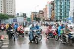 Chiều tối nay, Hà Nội và các tỉnh Bắc Bộ có mưa
