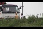 Cận cảnh những biểu hiện 'kỳ lạ' của CSGT Hà Nội