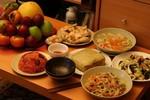 Bữa cơm chiều Ba mươi