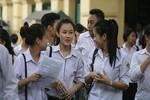 4 thí sinh đầu tiên được tuyển thẳng vào Đại học KHXH&NV