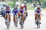 Đua xe đạp về với Điện Biên Phủ
