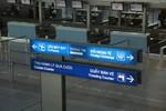 Lỗi chính tả khó tin ở sân bay quốc tế Tân Sơn Nhất