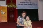 Nghị lực phi thường của cô giáo khuyết tật