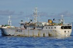 Gặp các thủy thủ Việt liều chết nhảy xuống biển trốn tàu Đài Loan