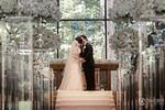 Đám cưới đẹp như truyện cổ ở Mỹ của Lưu Hiểu Khánh với chồng thứ 4