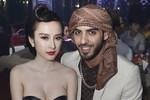 'Trai đẹp bị trục xuất' đuối sắc khi so dáng cùng Angela Phương Trinh