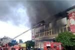 Cháy TTTM Hải Dương: Người dân bức xúc trước công tác cứu hỏa của tỉnh