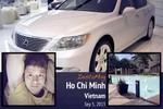 Cao Thái Sơn được người giấu mặt tặng xe Lexus 460 3 tỷ đồng